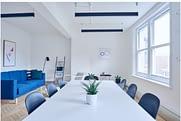 furniture in meeting room
