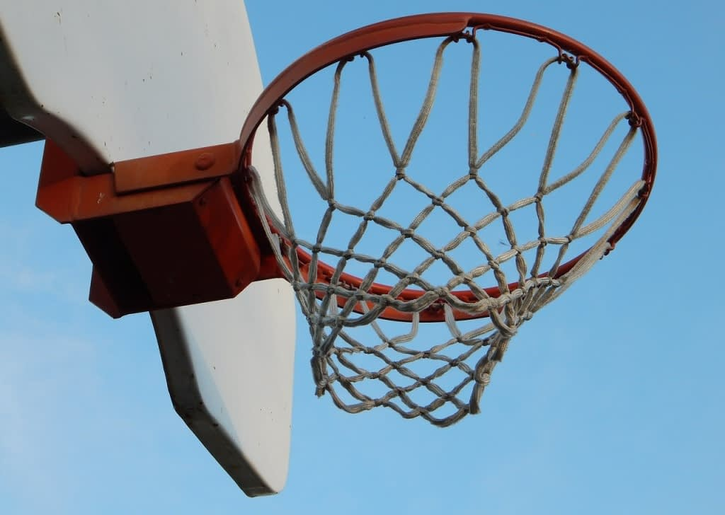 Selecting a basketball hoop